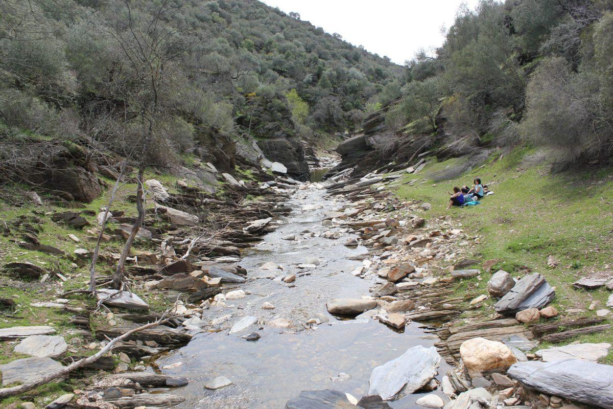 Ruta Cerro Gimio Monfrague2