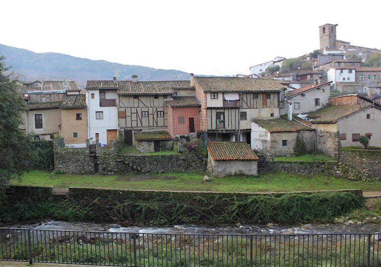 Hervás – La Garganta (Valle del Ambroz, Cáceres)