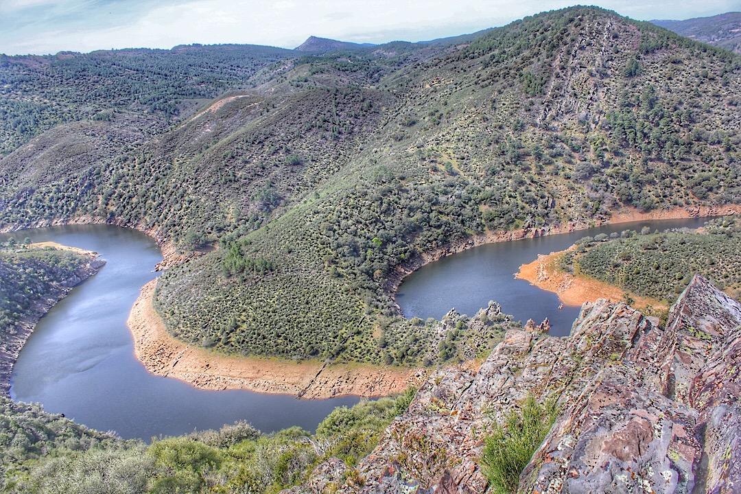Ruta Monfragüe - Río Tajo