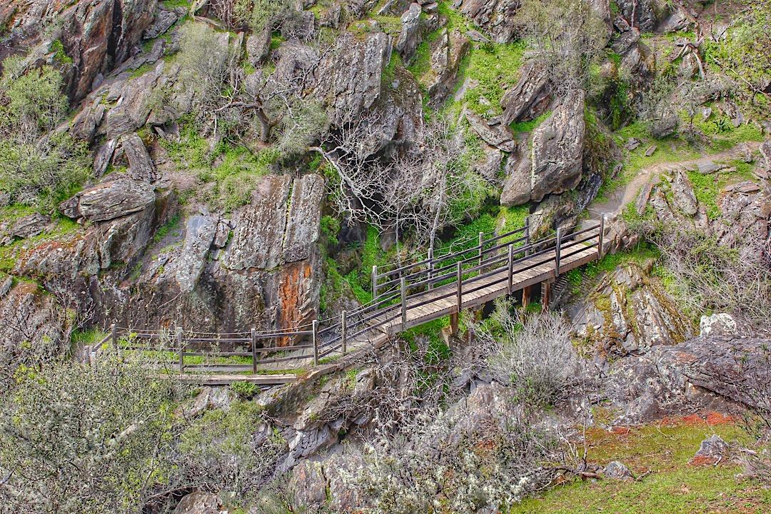 Ruta Monfragüe - puente