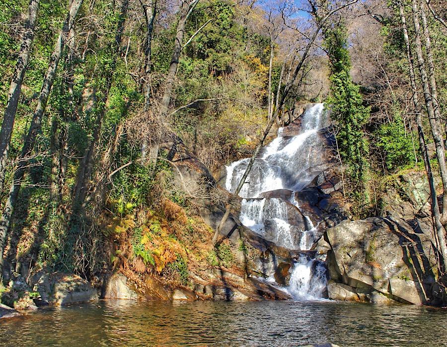 Cascada de Las Nogaledas