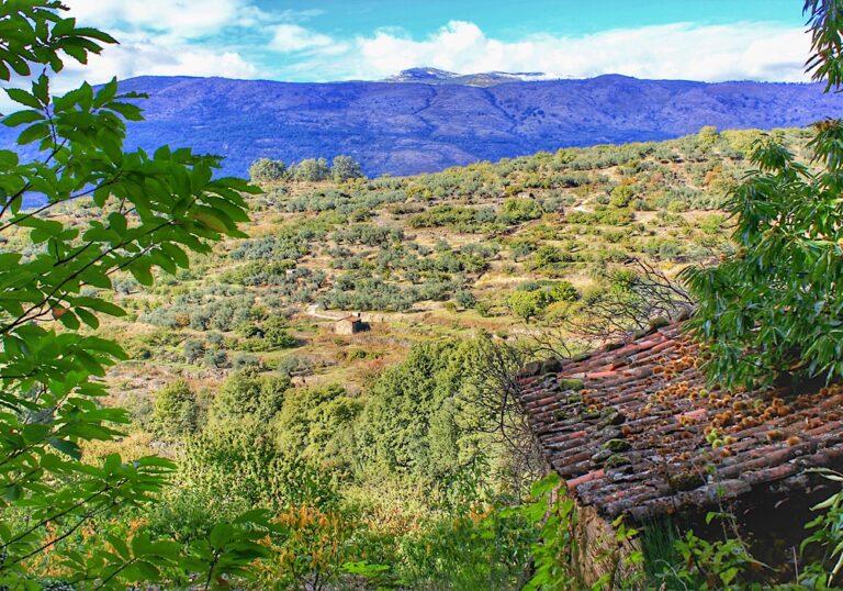 La Cascada del Caozo (Valle del Jerte, Cáceres)