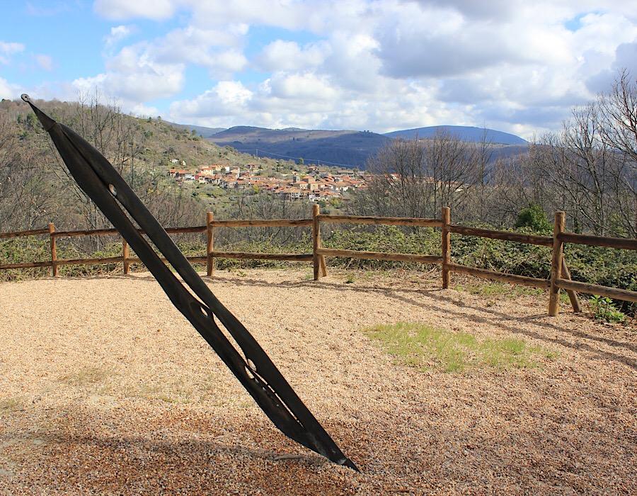 Ruta Camino del Agua - Reloj solar