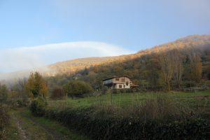 Senderismo Valle del Ambroz