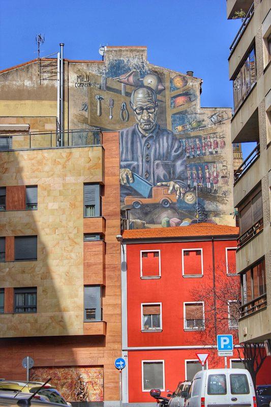 Barrio del Oeste Salamanca