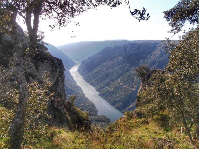 Los Miradores de Las Arribes en Mieza (Parque Natural Arribes del Duero)