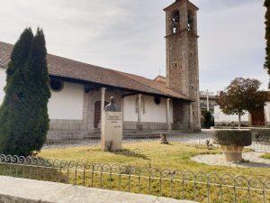 Iglesia de Santibañez de Bejar