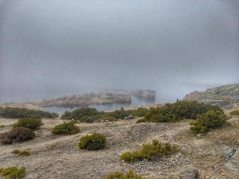 Ruta de las 6 lagunas en la Serra da Estrela (Portugal)