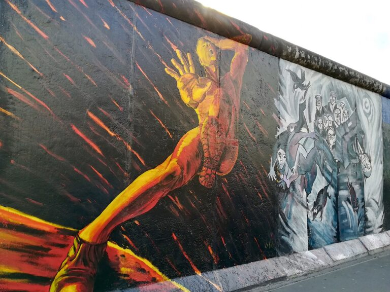 Senderismo urbano: arte de calle en Berlín