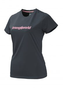 camiseta tecnica senderismo mujer