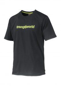 camiseta trekking hombre