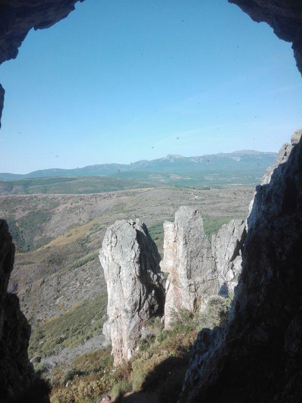 Desde la Cueva de la Mora