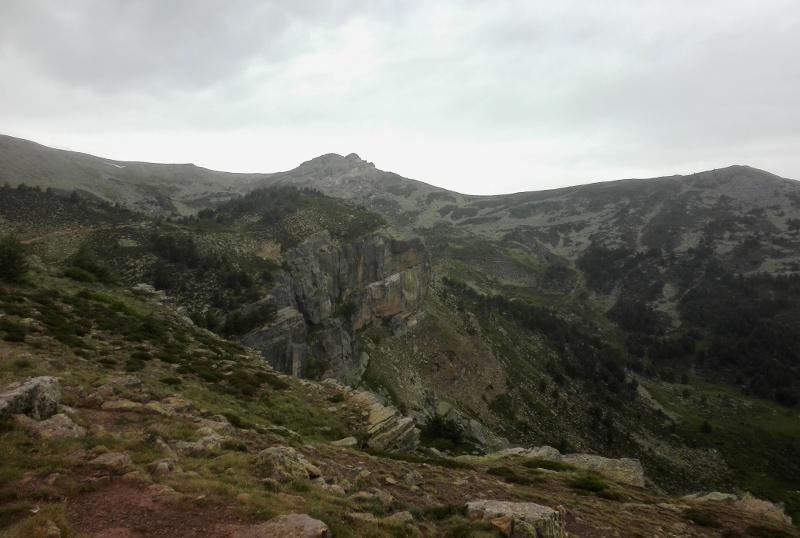El pico Urbión.