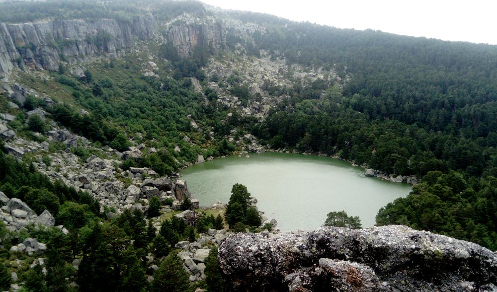 Laguna Negra. Foto de FGA