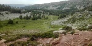 Panorámica de Picos de Urbión