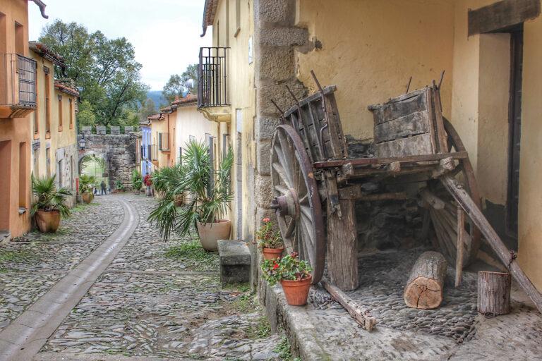 Un paseo por Granadilla (Cáceres)
