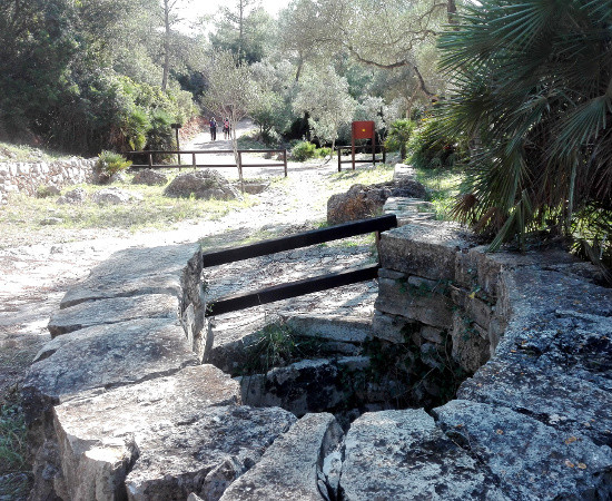Pou del Moro - Sierra de Irta