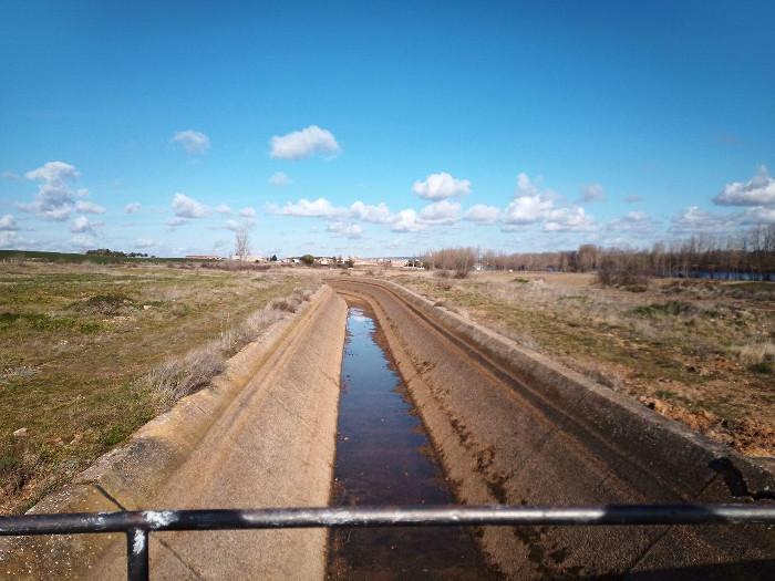 Canal del Azud de Villagonzalo