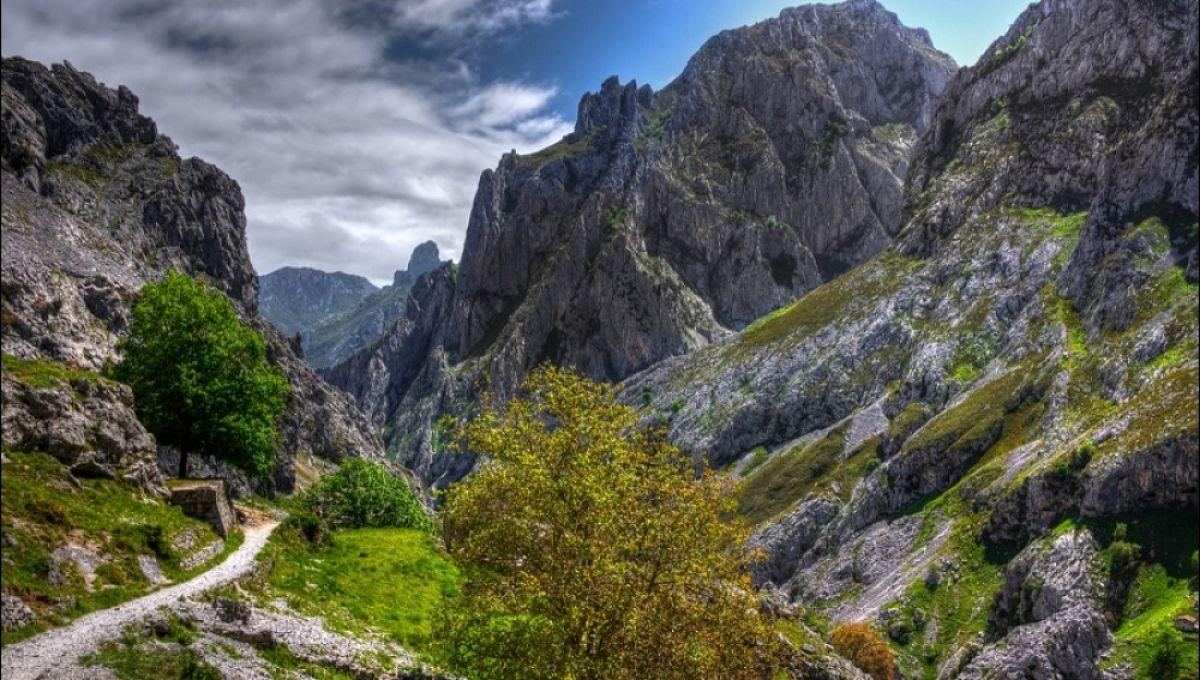 Ruta del Cares de Poncebos (Asturias) a Caín (León)