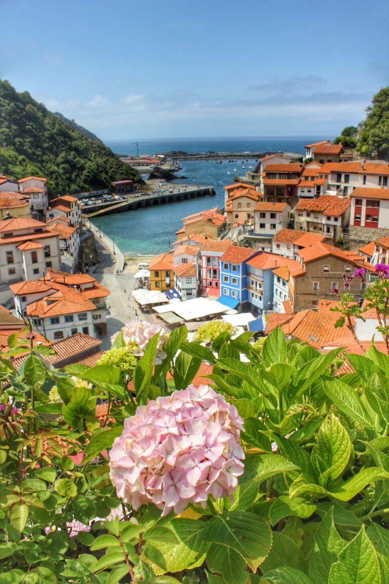 """La villa """"mimada"""" de Asturias: Cudillero"""
