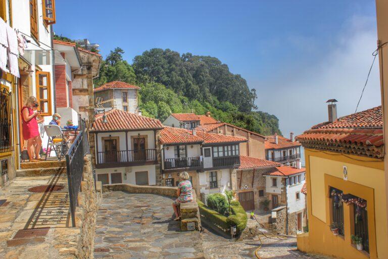 Lastres, un pueblo de cuento en Asturias