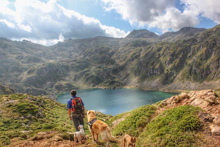 Lagos de Saliencia en el Parque Natural de Somiedo (Asturias)