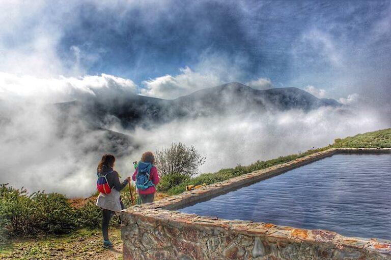 El Chorro del Arroyo Forero en Hervás (Cáceres)
