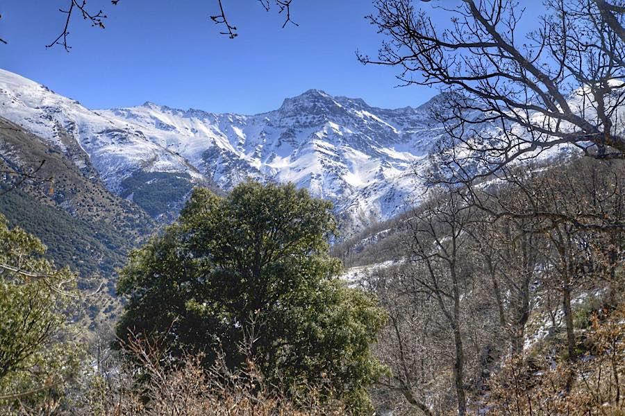 Senderismo Sierra Nevada