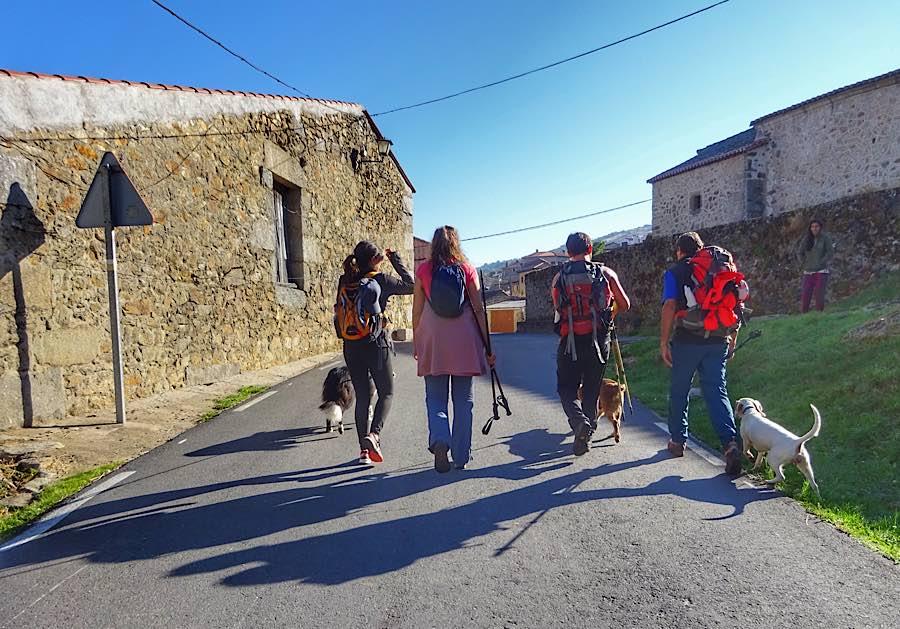 Trekking Ávila