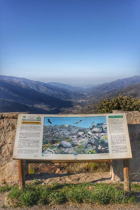 Senderismo Extremadura