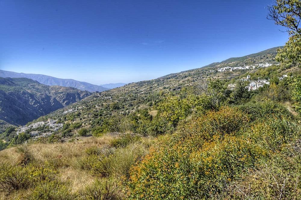 Senderismo Granada