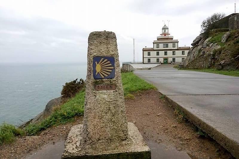 Camino Cabo Finisterre, una de las rutas del Camino de Santiago