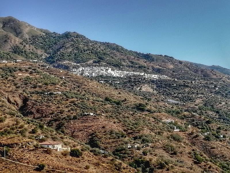 Hiking Málaga