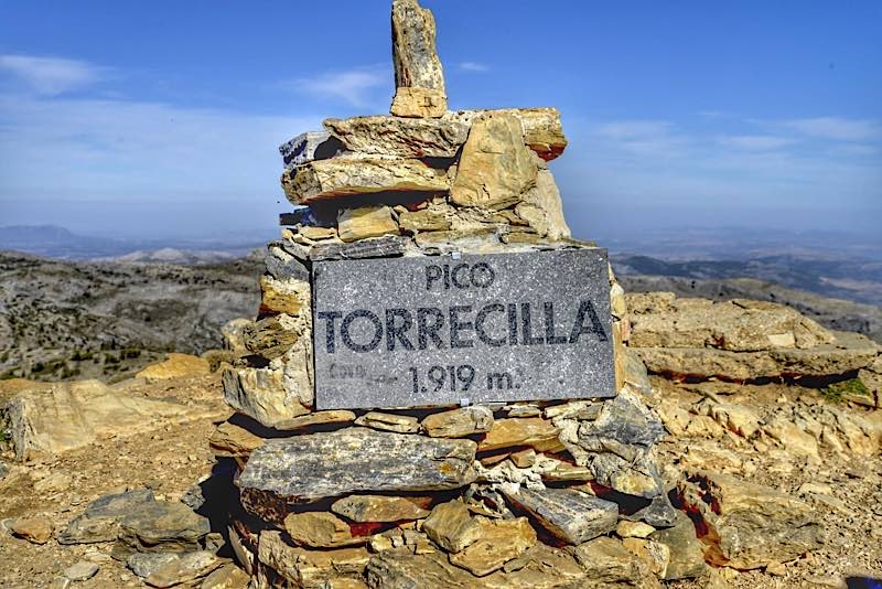 Pico Torrecilla Málaga