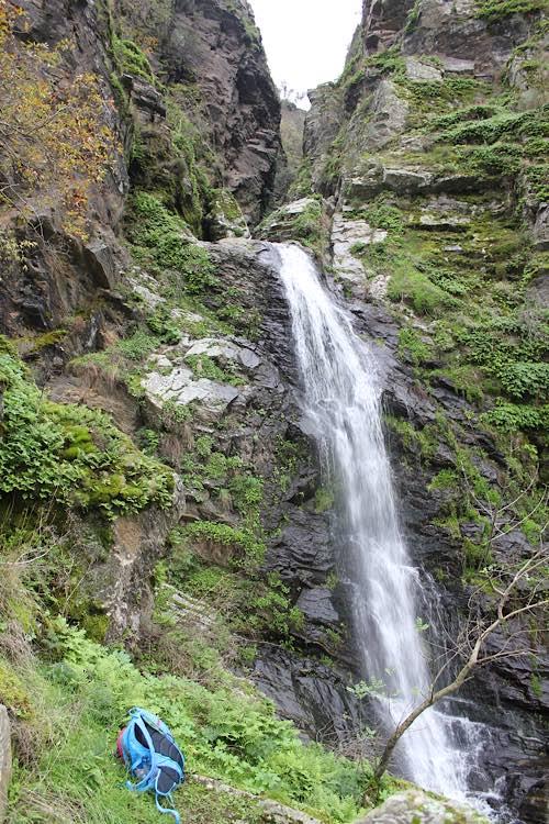 Cascada El Remolino
