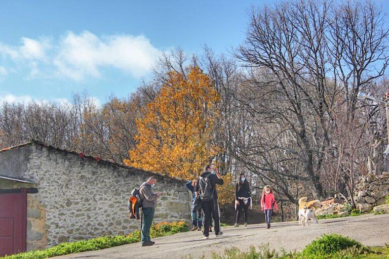 Ruta San Miguel de Valero – El Tornadizo – San Esteban de la Sierra
