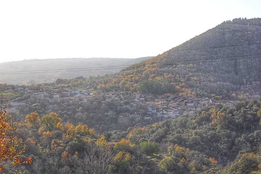 Rutas San Esteban de la Sierra