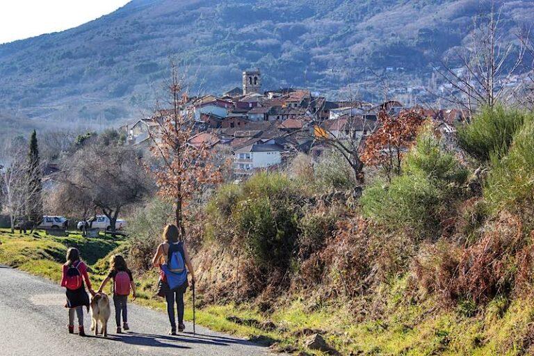 Ruta Mogarraz – Miranda del Castañar – Cepeda
