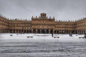 Salamanca nevada