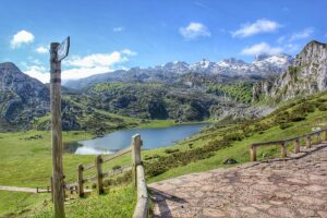 Senderismo Lagos de Covadonga