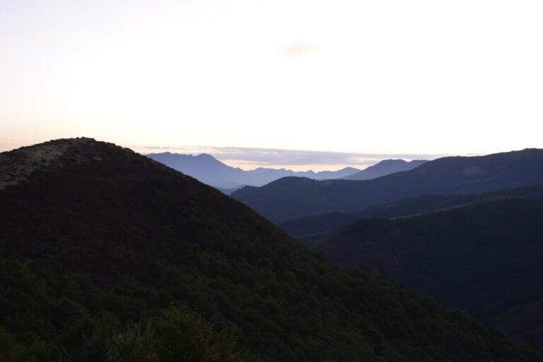 Prados y bosques de Casasuertes (León)